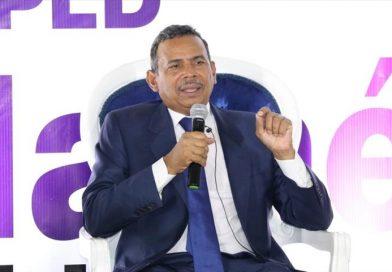 Aspirante a la Presidencia Radhamés Segura dice hay que cuidar al PLD de Leonel y Danilo que se creen consagrados por el pueblo