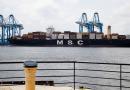 Decomisan de más de 16,5 toneladas de cocaína en un barco en Filadelfia
