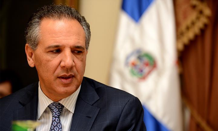 Ministro José Ramón Peralta dice el Congreso y las Altas Cortes tendrán que eliminar el tema del transitorio que impide la reelección del presidente Danilo