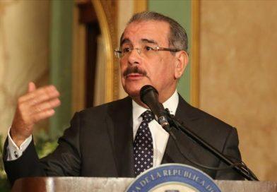Presidente Danilo Medina reitera hablará más adelante sobre el tema de reelección
