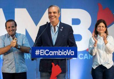 Candidato Presidencial Luis Abinader inicia hoy instalación de hospital en La Vega; levantaría otros 2 en el GSD, 1 en el Sur y otro en el Este