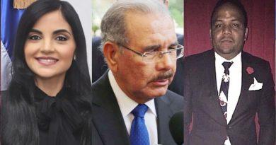 Presidente Danilo Medina destituye de INAIPI a su comadre Berlinesa Franco cuñada del narco «Cesar el Abusador»; tras destape de extorsión e irregularidades con licitaciones