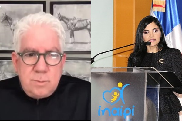 #VIDEO Empresario revela INAIPI institución dirigida por la comadre del presidente Danilo Berlinesa Franco, lo extorsionó con 30 millones