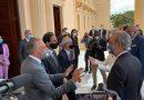 Suspenden reunión entre comité de transición del Poder Ejecutivo y la designada por el presidente electo Luis Abinader