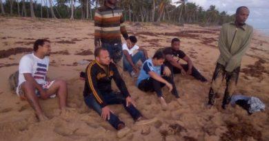 TRAGEDIA: Al menos cinco muertos y varios desaparecidos tras zozobrar una embarcación en La Altagracia