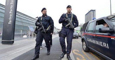 Italia vigilará con 70.000 policías el cumplimiento de las restricciones por coronavirus en Navidad